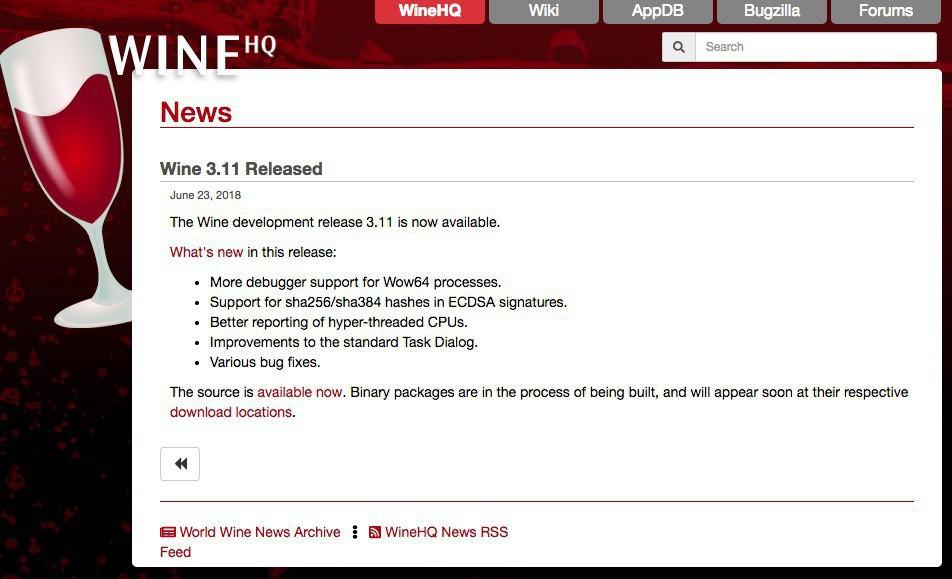 Install wine for ubuntu 18 04 - Idmdownloadfree com